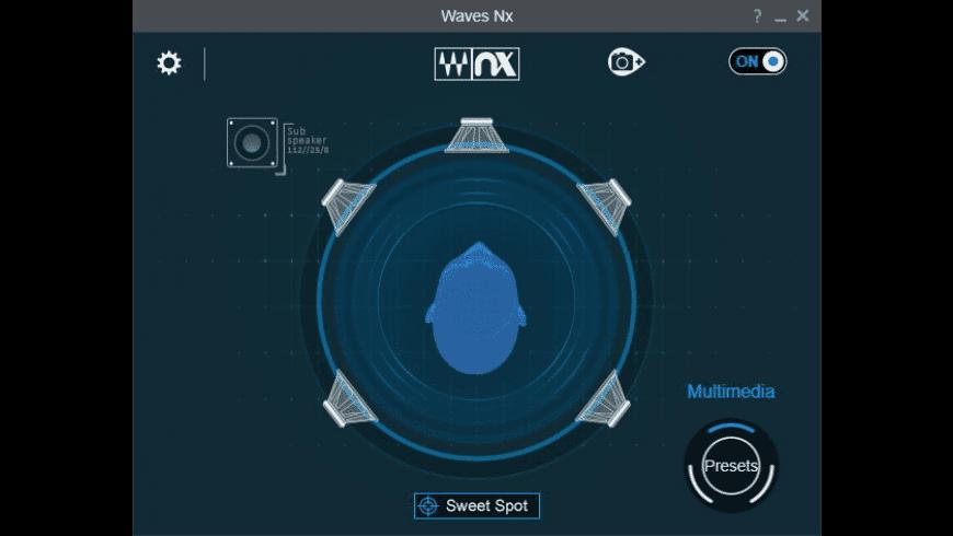 Waves Nx for Mac - review, screenshots