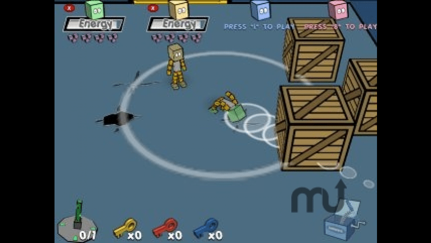 BlockHeads Clash for Mac - review, screenshots