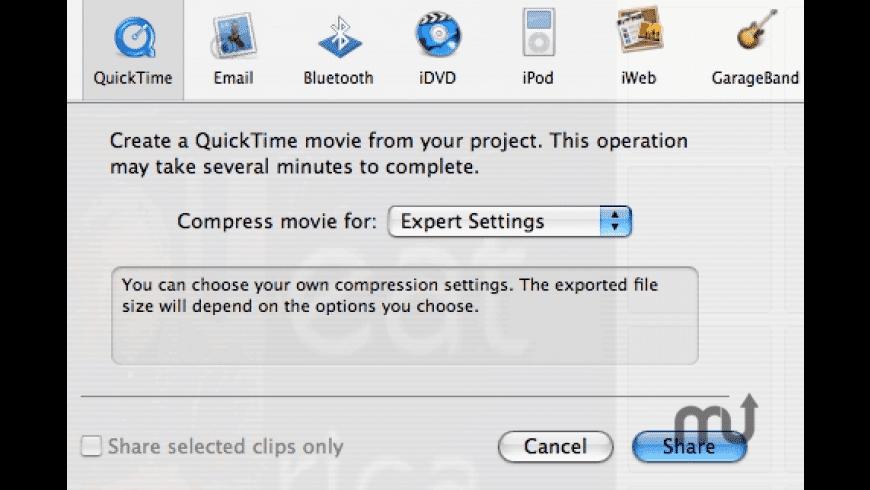 Pooch QuickTime Exporter for Mac - review, screenshots
