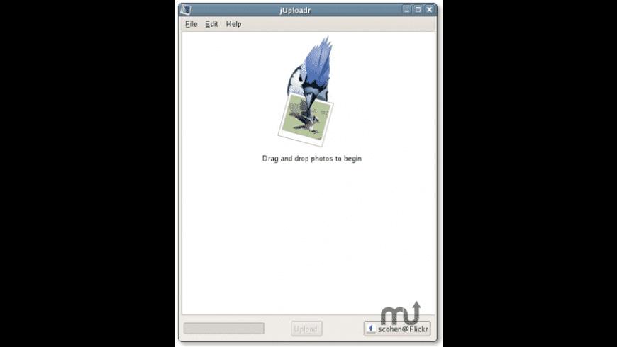 jUploadr for Mac - review, screenshots