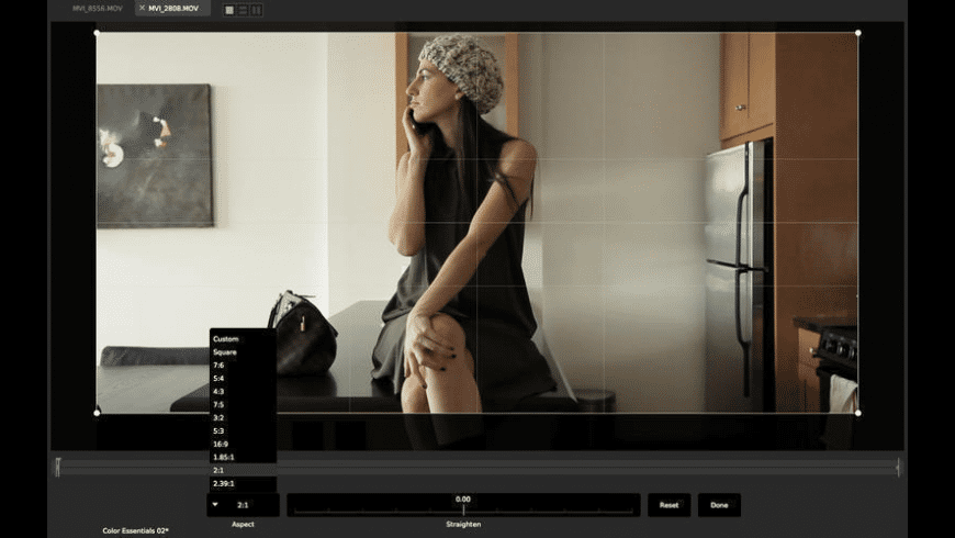 CameraBag Cinema for Mac - review, screenshots