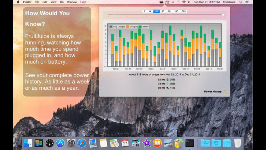 FruitJuice for Mac - review, screenshots