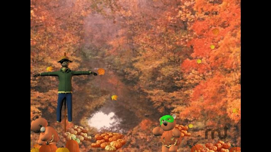 3D Pumpkin Patch Teddy Bears for Mac - review, screenshots