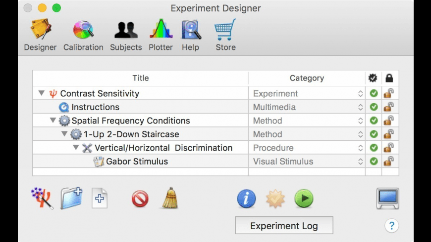Psykinematix for Mac - review, screenshots