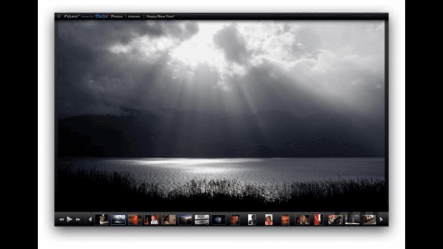 CoolIris for Mac - review, screenshots