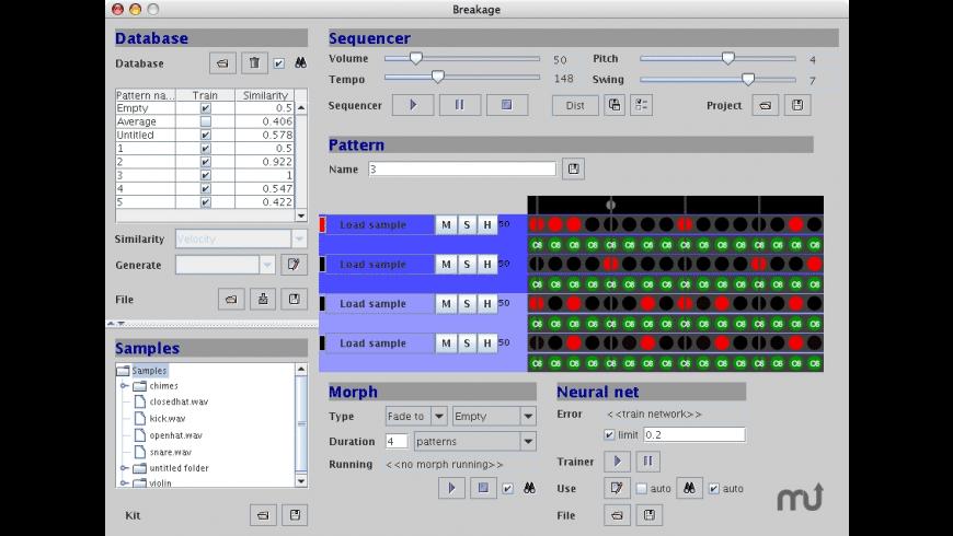 Breakage for Mac - review, screenshots