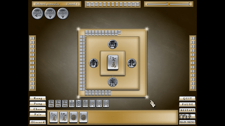 MahJong Tradition for Mac - review, screenshots