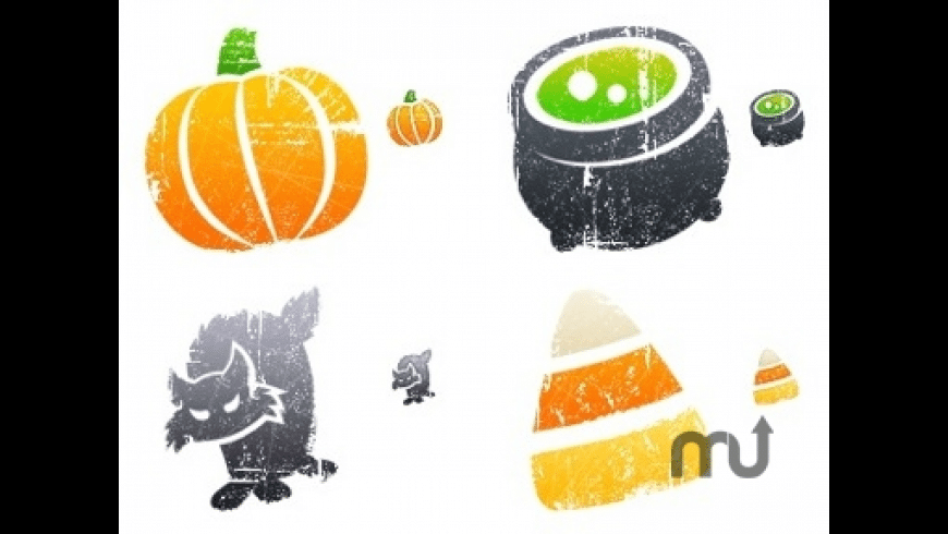 Litho Halloween Icons for Mac - review, screenshots