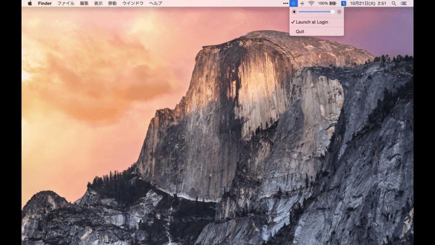 QuickShade for Mac - review, screenshots