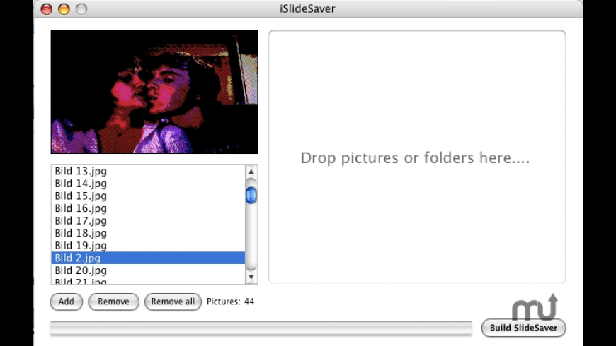 iSlideSaver for Mac - review, screenshots