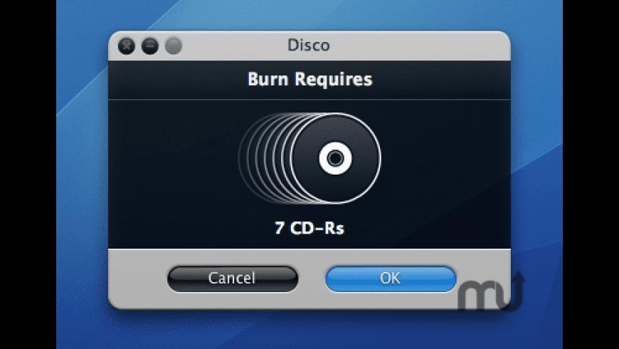 Disco for Mac - review, screenshots