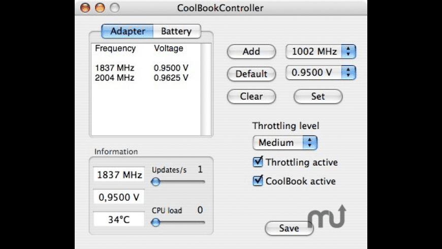 CoolBookController for Mac - review, screenshots
