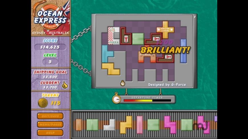Ocean Express for Mac - review, screenshots