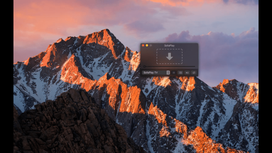 SofaPlay for Mac - review, screenshots