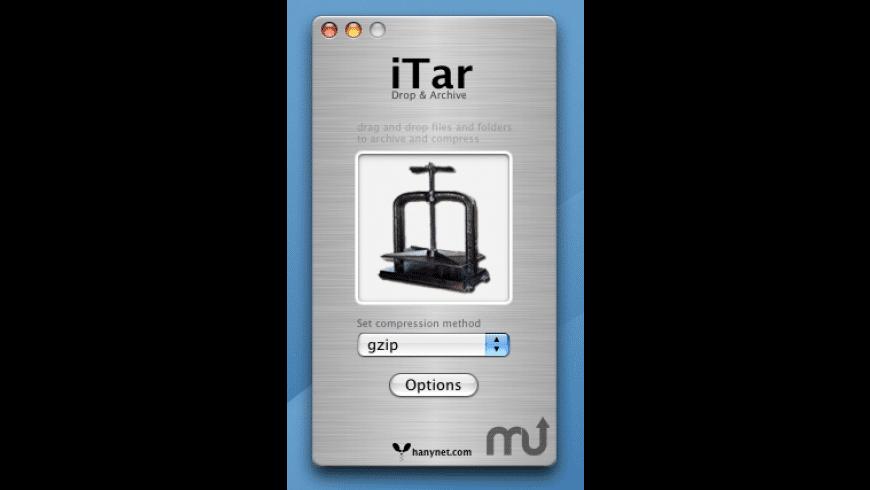 iTar for Mac - review, screenshots