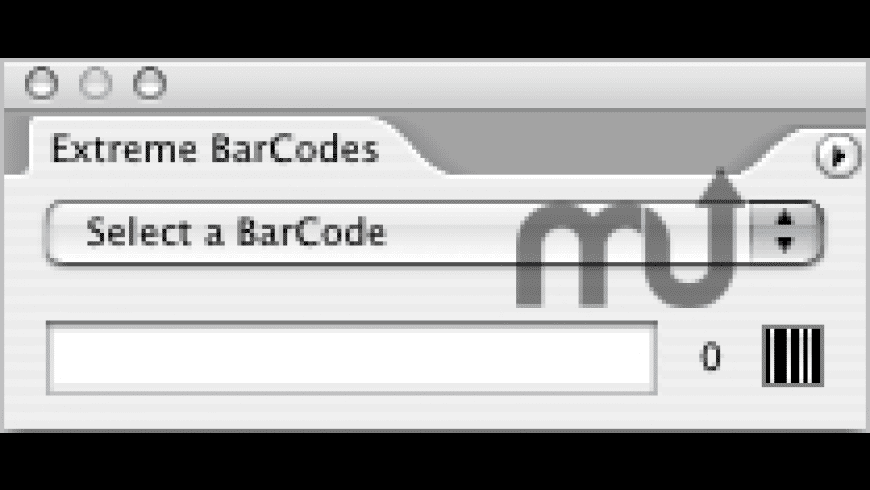Cacidi Extreme BarCodes for Mac - review, screenshots