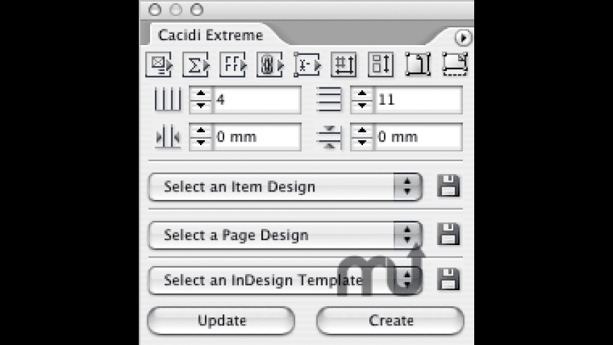 Cacidi Extreme Suite for Mac - review, screenshots