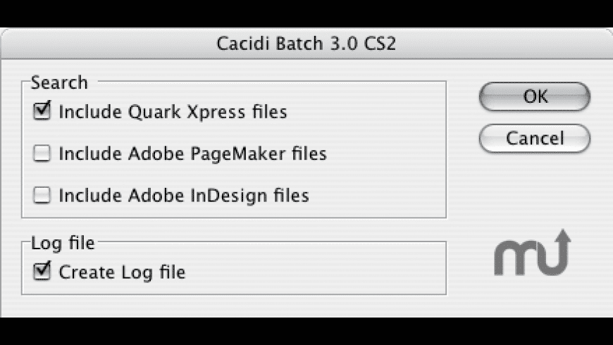 Cacidi Batch for Mac - review, screenshots