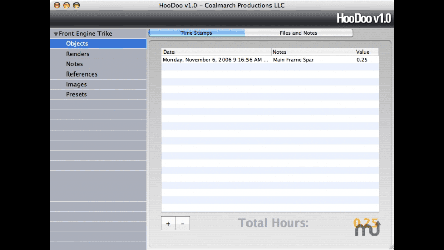 HooDoo for Mac - review, screenshots
