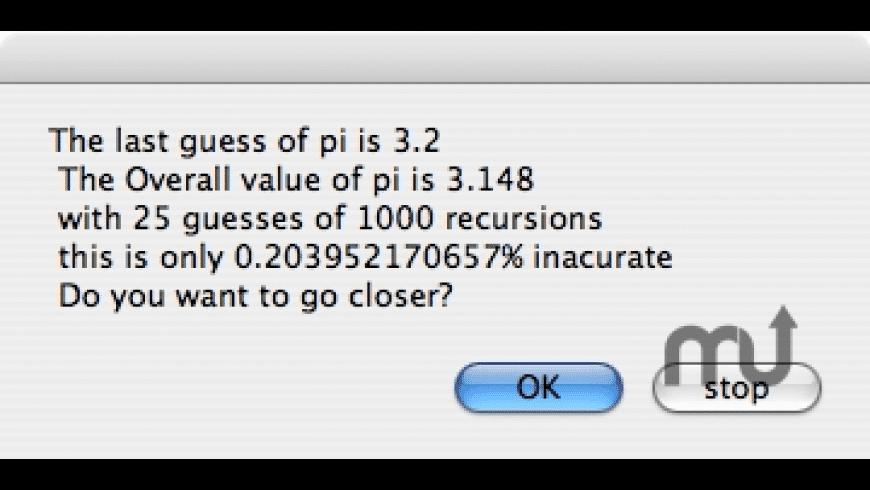 MontyCarly Pi for Mac - review, screenshots