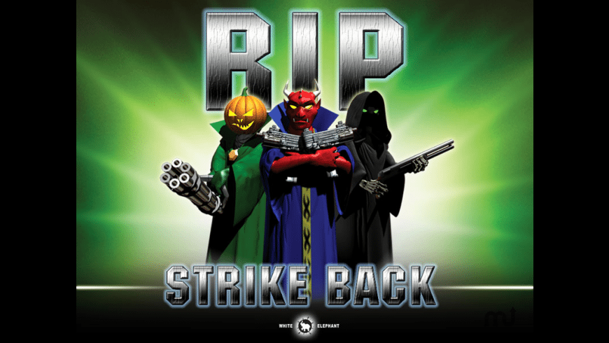 RIP: Strike Back for Mac - review, screenshots