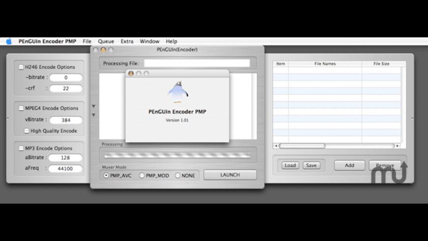PEnGUIn TooKit for Mac - review, screenshots