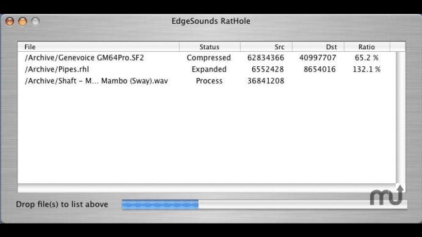 RatHole for Mac - review, screenshots