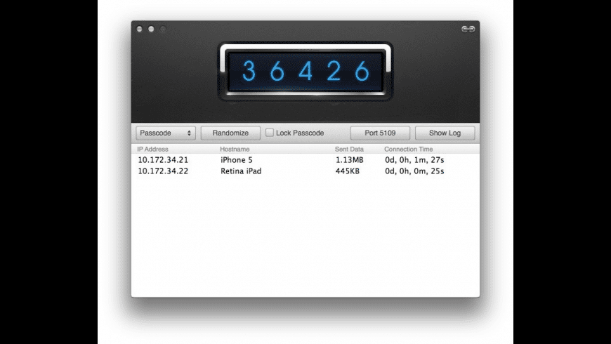 iStat Server for Mac - review, screenshots