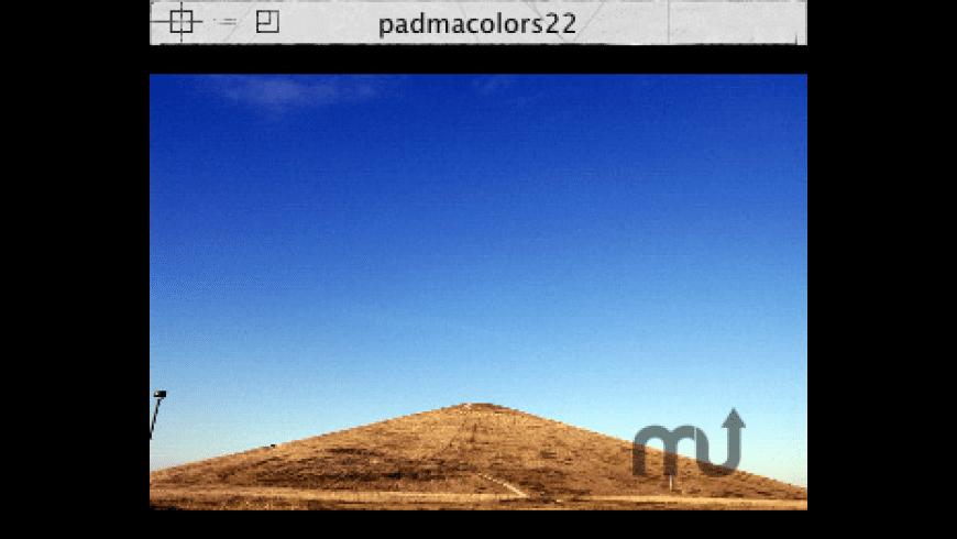 padmacolors22 for Mac - review, screenshots