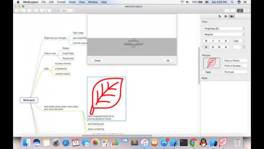 MindLayout for Mac - review, screenshots