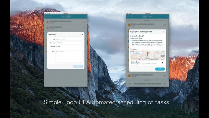 Swingdo for Mac - review, screenshots