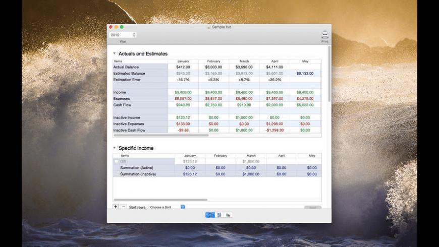 Foresight for Mac - review, screenshots