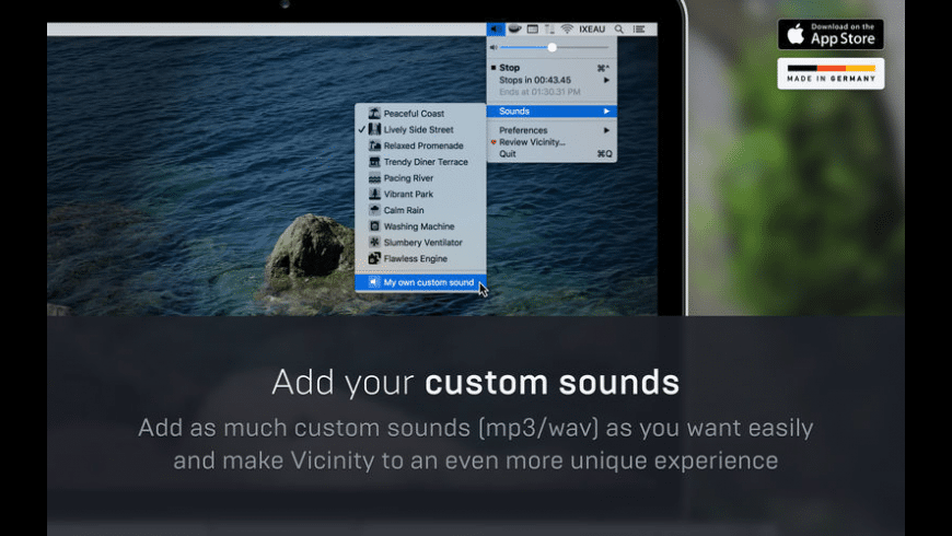 Vicinity for Mac - review, screenshots