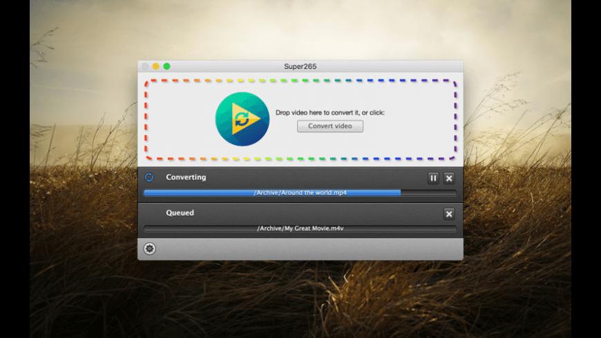 Super265 for Mac - review, screenshots