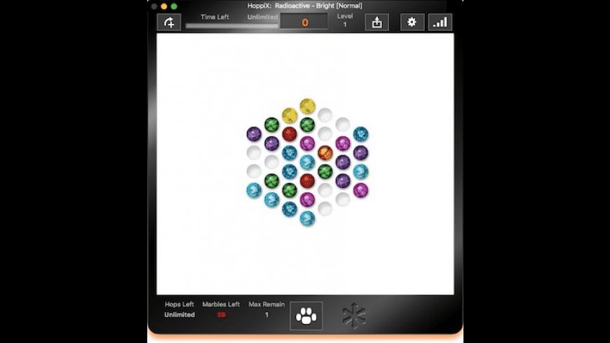 HoppiX for Mac - review, screenshots