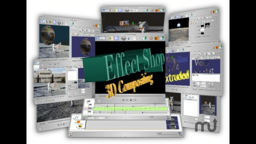 Effect Shop for Mac - review, screenshots