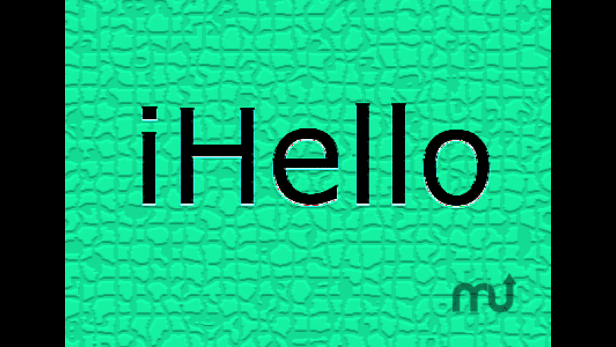 iHello for Mac - review, screenshots