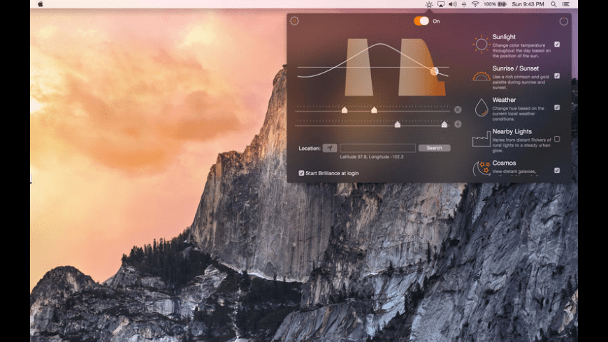 Brilliance for Mac - review, screenshots