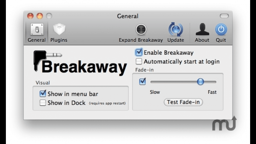 Breakaway for Mac - review, screenshots