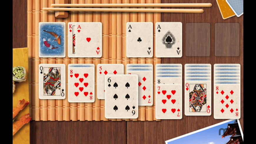 McSolitaire for Mac - review, screenshots
