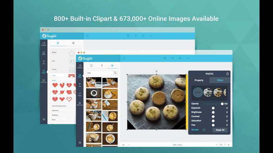 FotoJet Designer for Mac - review, screenshots