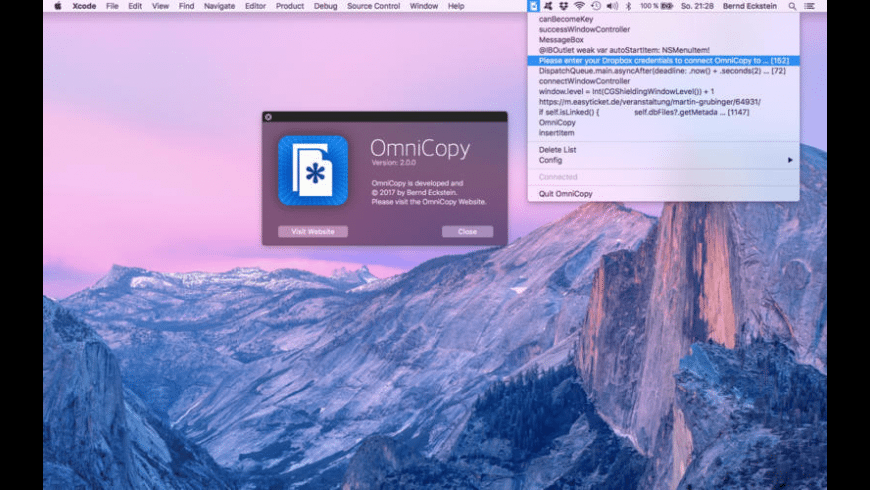 OmniCopy for Mac - review, screenshots