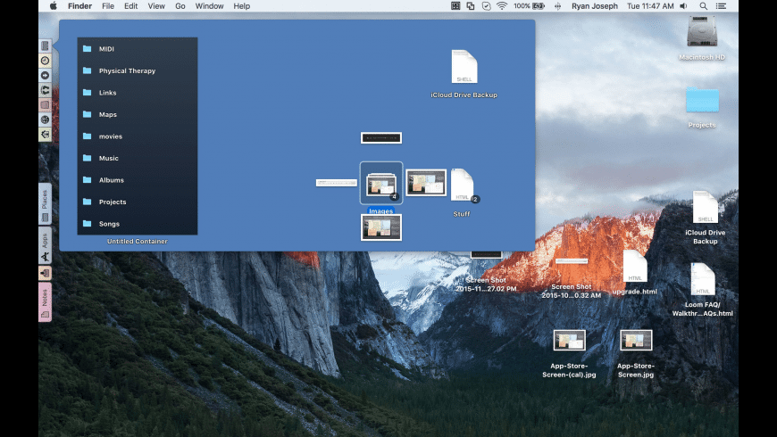 DockShelf for Mac - review, screenshots