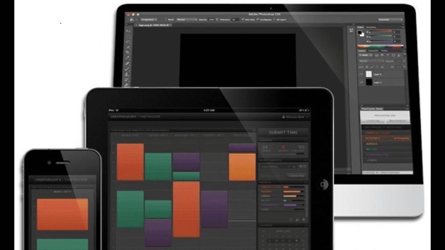 TimeTracker for Mac - review, screenshots