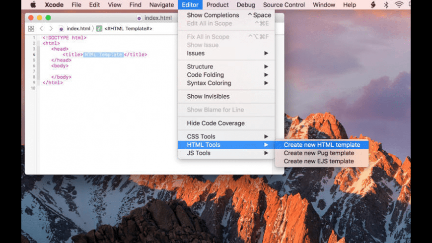 WebTools for Mac - review, screenshots