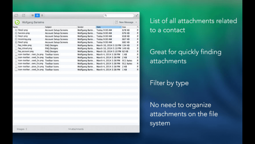 Unibox for Mac - review, screenshots
