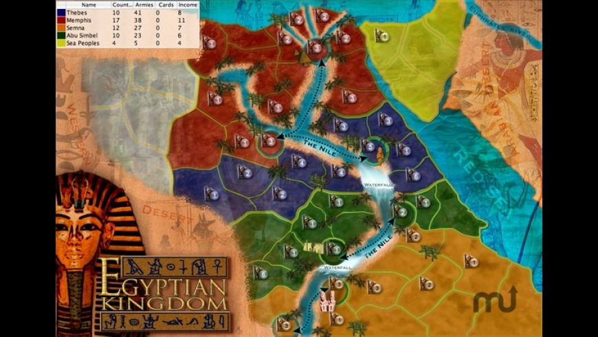 Ancient Empires Lux for Mac - review, screenshots