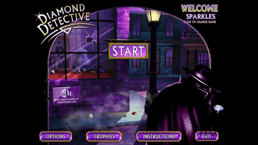 Diamond Detective for Mac - review, screenshots
