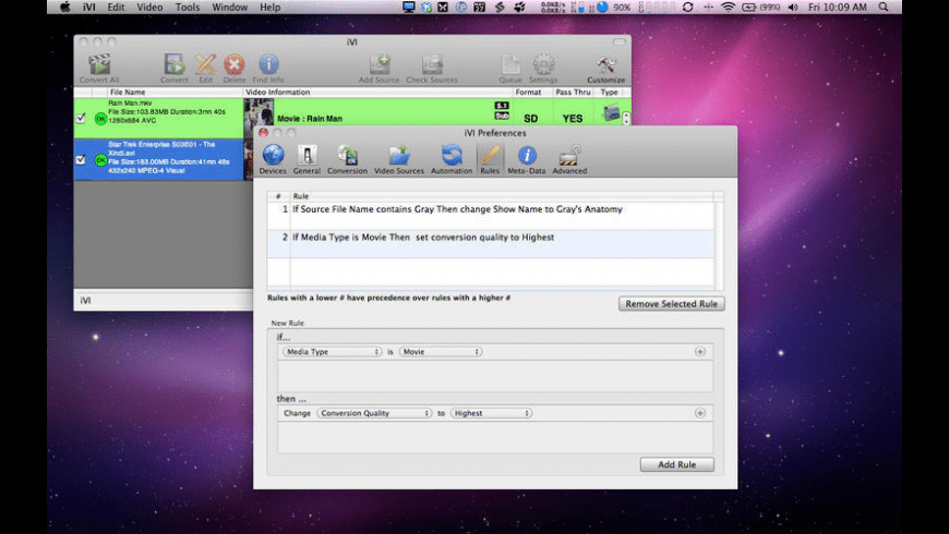 iVI for Mac - review, screenshots