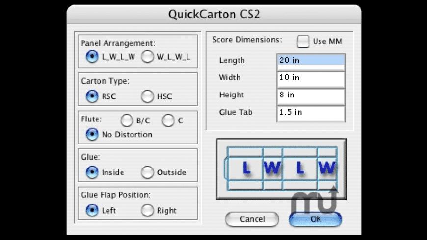 QuickCarton_CS2 for Mac - review, screenshots
